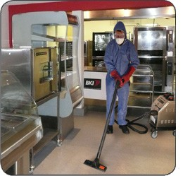 Kitchen Cleaning Ceilings Air Ducts Steam Cleaning
