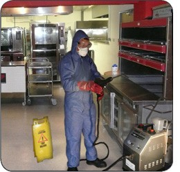 Kitchen Cleaning - Ceilings, Air Ducts, Steam Cleaning ...
